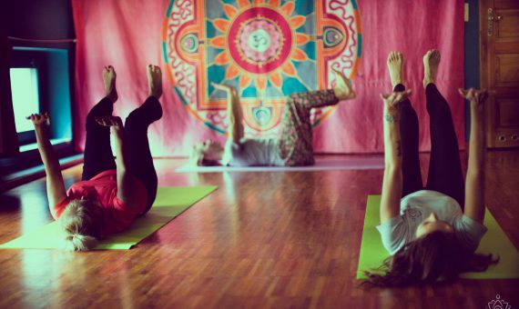 Yoga & Meditation Classes in Dublin